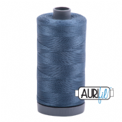 Aurifil 28 Cotton Thread - 1310 (Dark Greyish Blue)